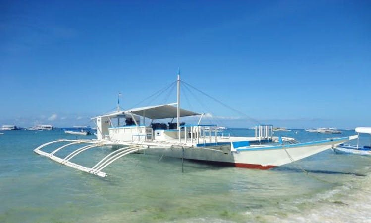 Passenger Boat Rental in Tawala Philippines