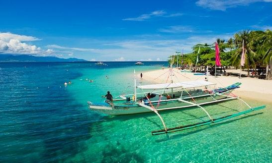 Island Hopping In Puerto Princesa, Philippines