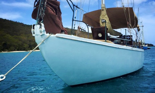 Day Sail Charter In Charlotte Amalie West