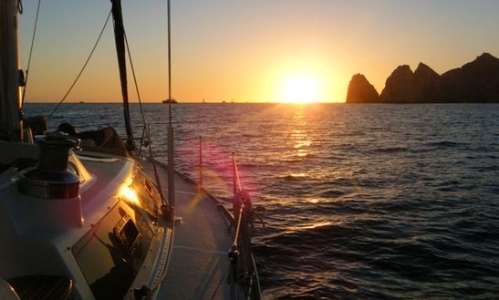 Sunset Sailing Cruise Rental In Cabo San Lucas
