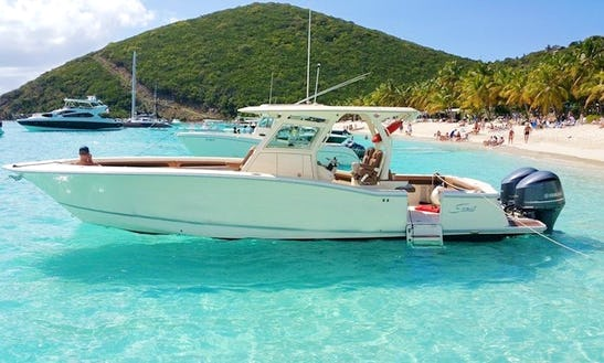 Explore The Virgin Island Waters For Full Day