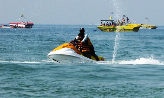 Rent A Jet Ski In Anjuna, Goa