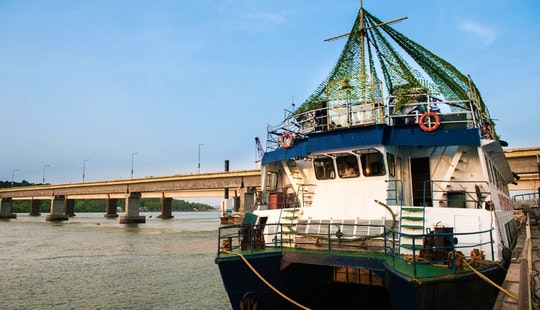 Boat Party, Events, & Excursions, On The M.v. Paradise In Goa