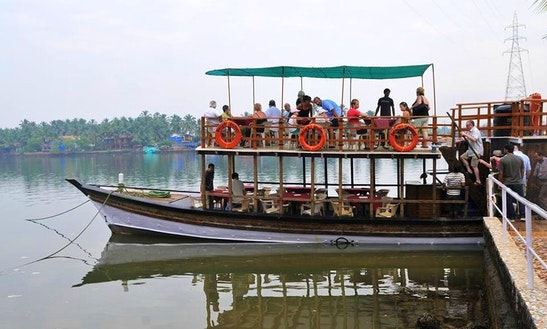 Charter A Passenger Boat In Cavelossim, Goa