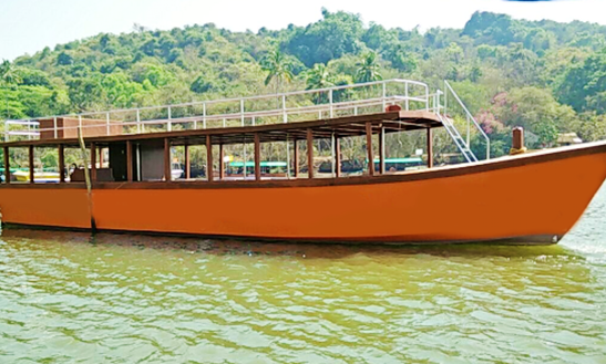 Charter A Passenger Boat In Candolim, Goa