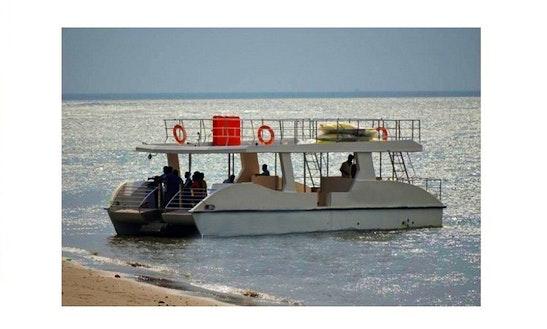 Charter On Catamaran Cruiser In Panjim