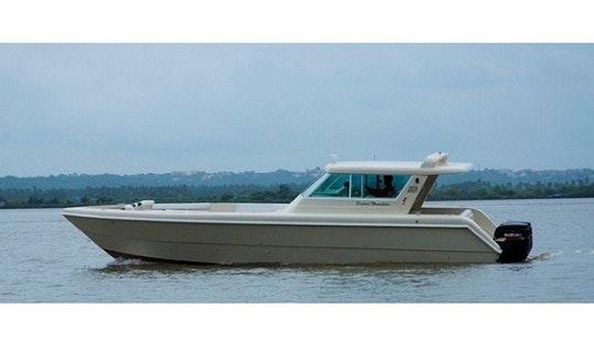 Charter On Ultimate Boat In Panjim