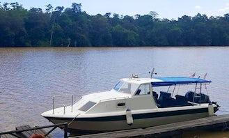 Sukau Rainforest Lodge (Motor Yacht)