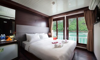 Discovery Halong bay in 3 Days/2 Nights on Luxury cruise