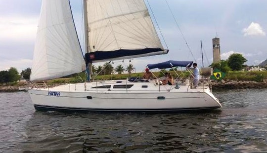 Sail In Style On A Cruising Monohull Charter In Rio De Janeiro