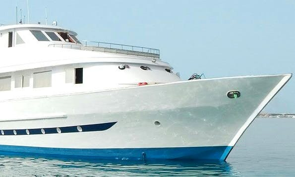 Experience Luxury on a Motor Yacht in Red Sea Governorate, Egypt