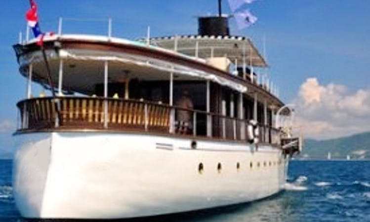Luxury Yacht Charter Singapore - The Epicurean state
