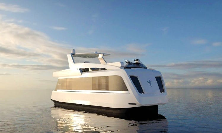 Captained Charter On Overblue 46 Luxury Power Yacht in Phuket, Thailand