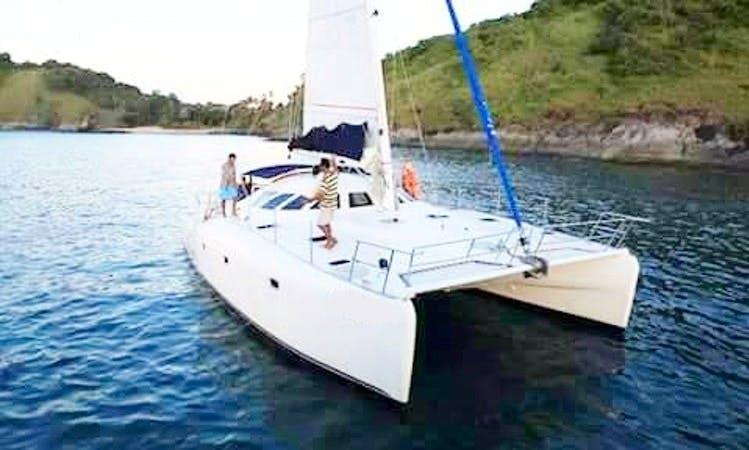 Charter a Cruising Catamaran in Tambon Chalong, Phuket