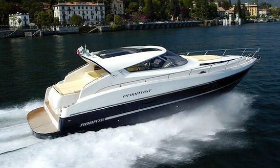 Charter A Motor Yacht And Explore Portofino
