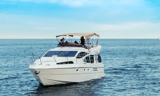 50' Private Yacht, Sibarita
