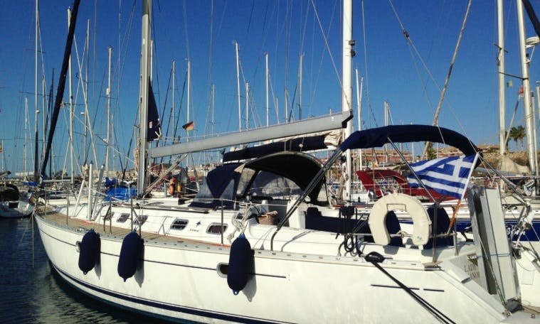 Charter 45ft Sun Odyssey  Cruising Monohull In Nidri, Greece