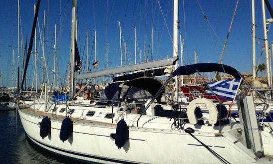 Charter 45ft Sun Odyssey  Cruising Monohull In Nidri, Greece