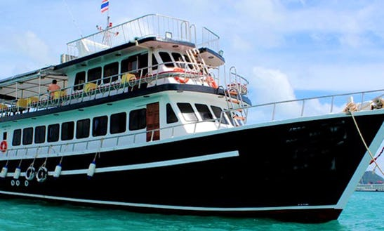 Minimum 30 Guest - Melody Cruise Passenger Boat In Tambon Chalong