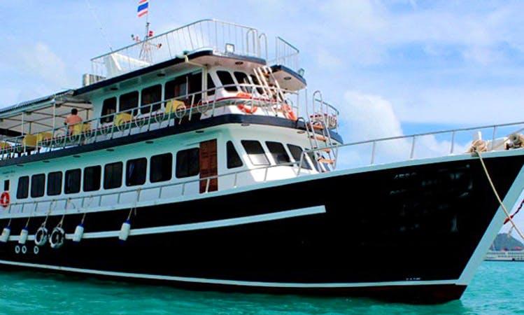 Minimum 30 guest - Melody Cruise Passenger Boat in Tambon Chalong