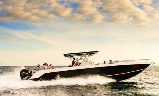 Speed Boat For Rent In Phuket Thailand