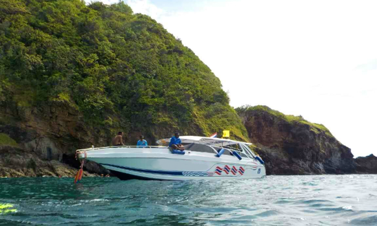 Charter A Motor Yacht For A Day Of Fun In Tambon Ko Lanta Noi, Thailand