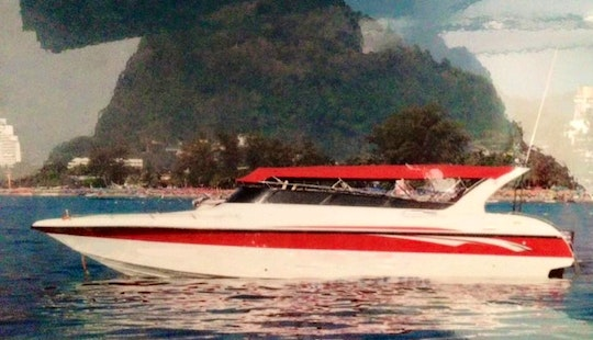 Charter A Motor Yacht In Tambon Patong, Thailand