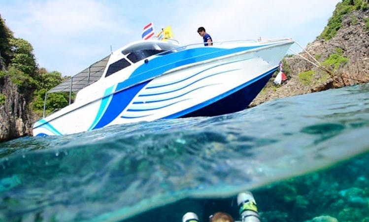 Diving Charters from Thailand
