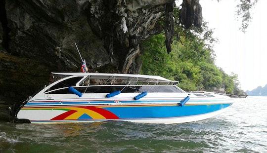Charter A Motor Yacht In Tambon Karon, Chang Wat Phuket