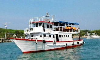 Charter a Passenger Boat in Tambon Karon, Chang Wat Phuket