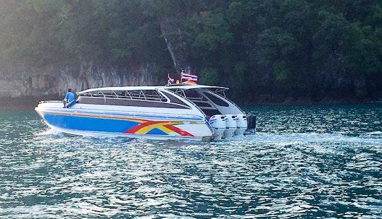 Charter Speed Boat Tambon Karon,  Phuket