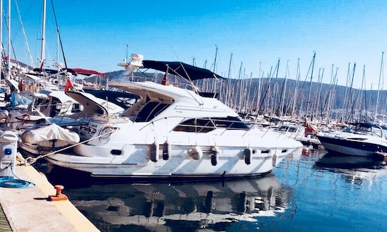 Charter A Motor Yacht To Visit Elegant Bays On The Bodrum Peninsula