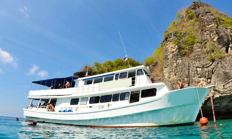 Diving Boat Tour in Tambon Ko Lanta Noi