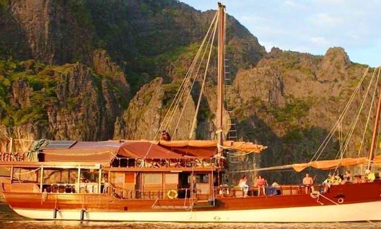 Enjoy 5 days Cruising in Krabi, Thailand