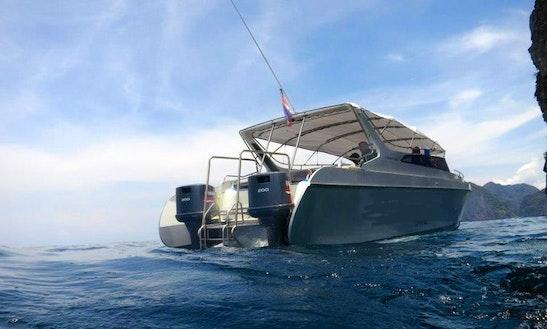 Hidden Boat Tour In Tambon Ko Lanta Noi