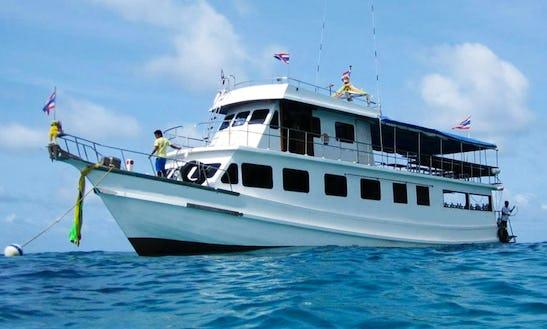 Day Dives & Trips From Tambon Ko Lanta Noi