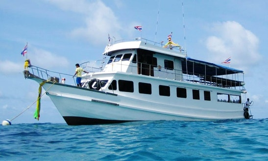 Day Dives & Trips From Tambon Ko Lanta Noi