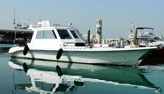 Fishing Charter On 38' Royal Craft Sports Fisherman Yacht In Dubai, Uae