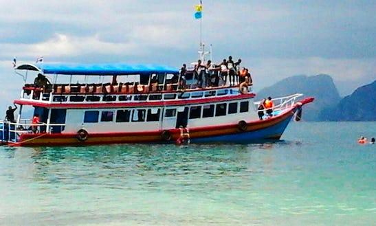 Scenic Day Charter From Tambon Bo Hin