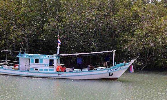 Cruise in Style on a Traditional Boat Charter in Phuket, Thailand