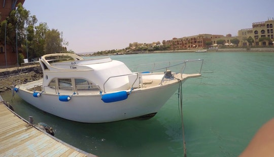 Charter Sama Cuddy Cabin In Red Sea Governorate, Egypt