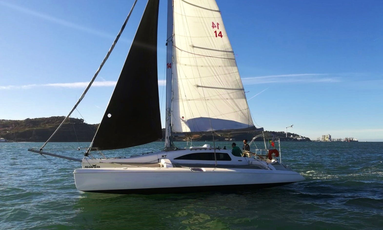 Sailing Trimaran Rental in Lisboa