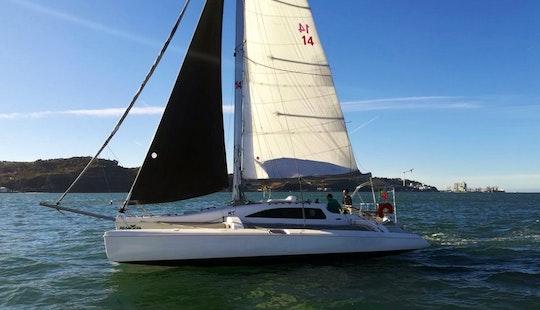 Sailing Trimaran Rental In Lisboa