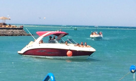 Bowrider Rental In Red Sea Governorate, Egypt For Up To 6 Guests