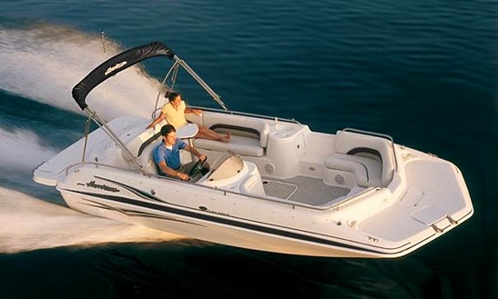 Deck Boat Rental In Hallandale Beach