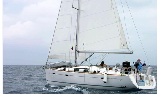 2010 Bennetau Cruising Monohull For Your Colombian Adventure