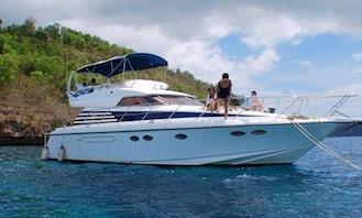 48' Sea Dancer Cruise Charter in Denpasar Selatan