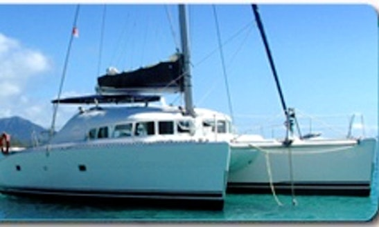 'withsunday Blue' Catamaran Charter In Airlie Beach