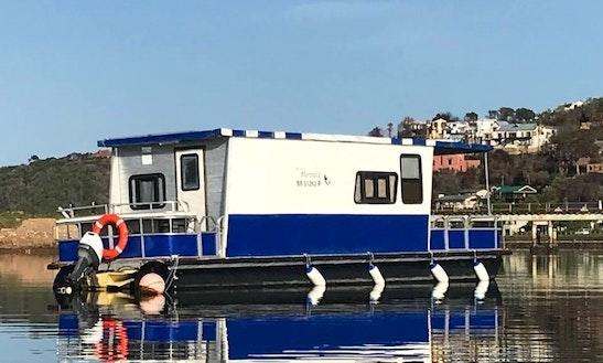 Charter Mermaid House Boat In Knysna, Western Cape
