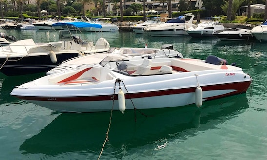 Rent This Power Boat For 7 People In Mount Lebanon Governorate, Lebanon